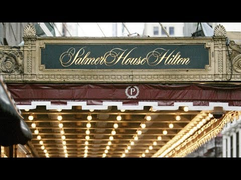 Palmer House Hilton One Bedroom Suite: Hotel Review
