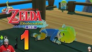 The Legend of Zelda - The Windwaker [HD] #01 Die Heldenausrüstung