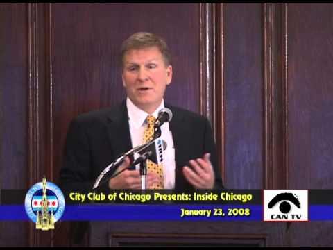 Hon. Thomas Cross, Illinois House Minority Leader, State Representative - 84th District