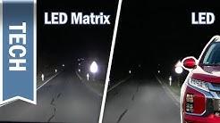 Bi-LED Scheinwerfer im Mitsubishi ASX im Test: Einfache LED-Scheinwerfer im Test & Vergleich!