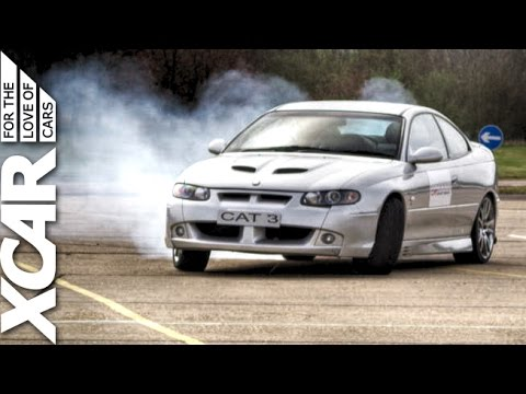 Gymkhana Training: Race, Drift and Drive Like A Badass – XCAR