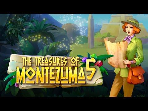 The Treasures of Montezuma 4 (2013, PC) Story - Level 16 (Expert)[720p50]