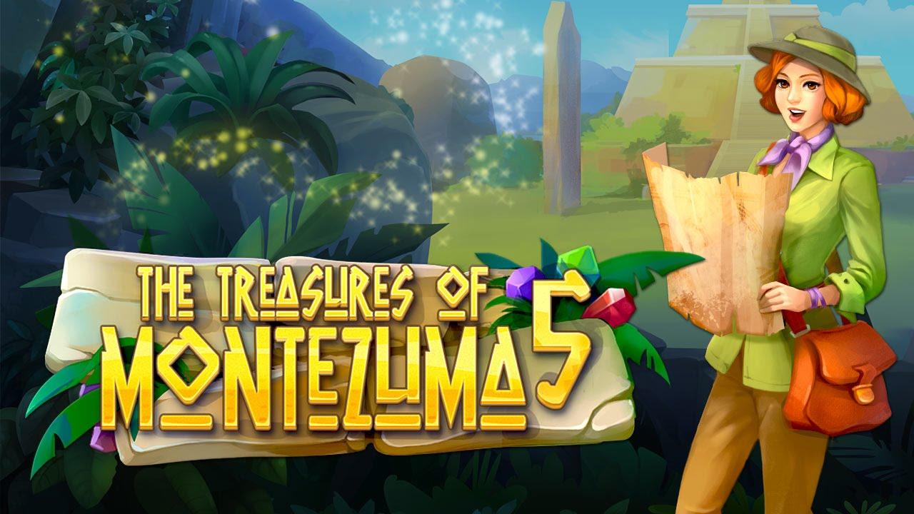 treasure of montezuma