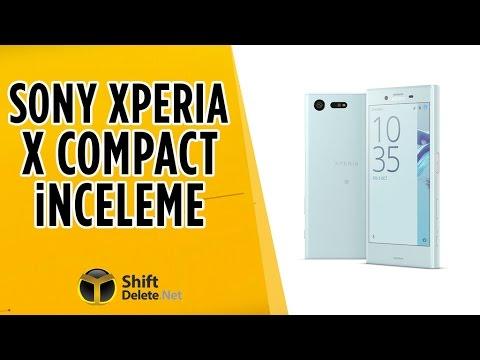 Sony Xperia X Compact İnceleme