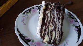 Шоколадный Наполеон торт невероятной вкусноты зизифусПодарки ко дню учителя