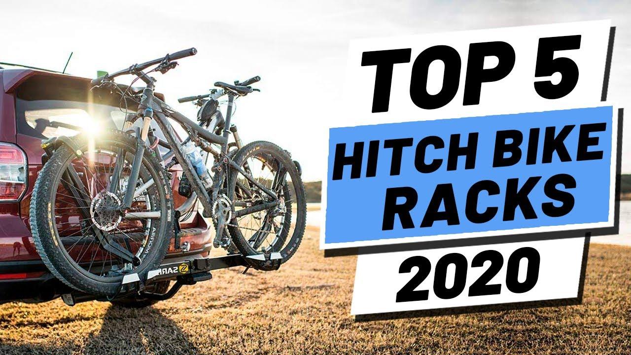top 5 best hitch bike racks 2020