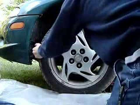 how to know if your front wheel bearing is bad