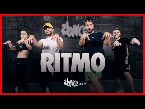 Ritmo – Black Eyed Peas ft. J Balvin | FitDance SWAG (Official Choreography)