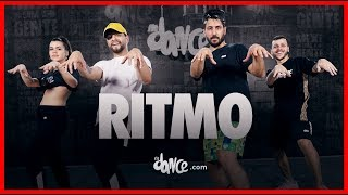 Baixar Ritmo - Black Eyed Peas ft. J Balvin | FitDance SWAG (Official Choreography)