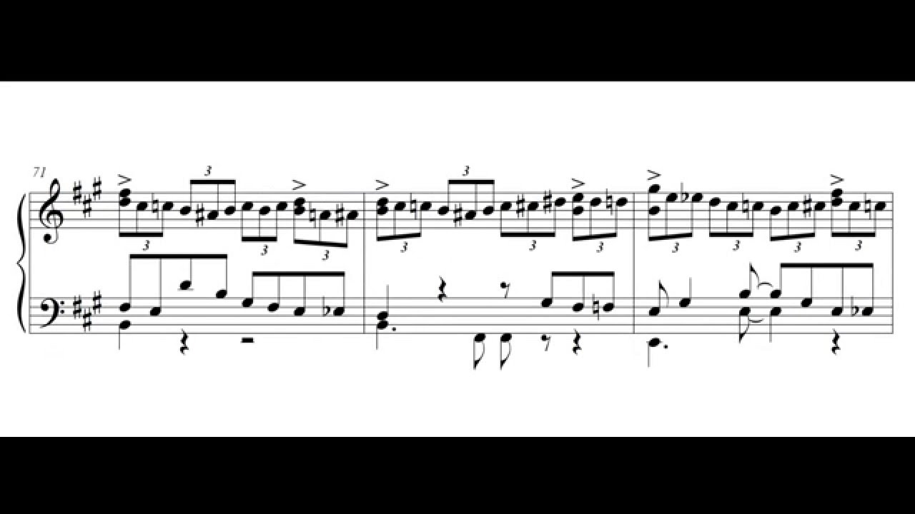 Tico-Tico no Fubá - piano arrangement by Tal Zilber (with music sheet) by  Tal Zilber
