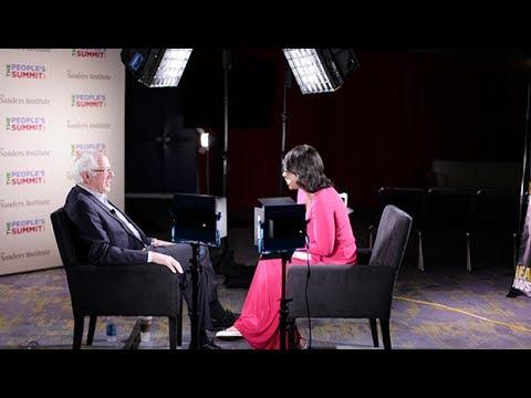 Premiere of the Nina Turner Show with Bernie Sanders