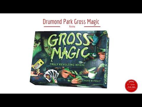 Drumond Park Gross Magic Review