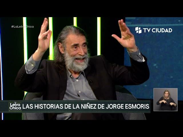 La Letra Chica - Entrevista a Jorge Esmoris