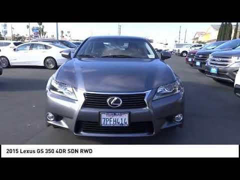 2015 Lexus GS 350 COSTA MESA,NEWPORT BEACH,HUNTINGTON BEACH,IRVINE 0P014639