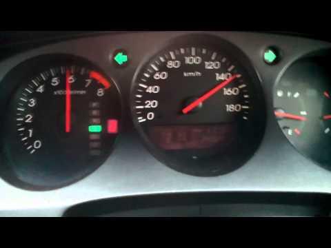 Хонда Сабер UA-4 200 л.с. разгон до 180 км/ч