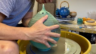469. Re-fire Results & Tips About Sanding/Clay Body/Firing Schedule With Hsin-Chuen Lin 林新春 重燒结果檢討