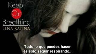 Lena Katina - Keep On Breathing (Español) [New Song]