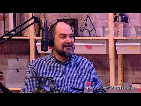 Mentalno Razgibavanje: Gost Draža Petrović (8. april 2019)