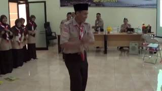 Video Ice Breaking Seru # Indoor # Pramuka