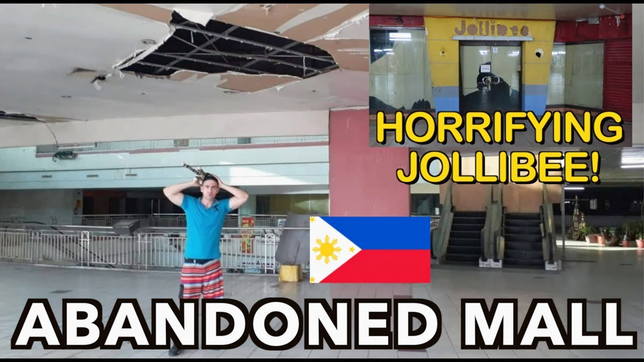 62c5477d8 ABANDONED Famous SHOPPING MALL in the PHILIPPINES (what happened here?) –  Shopping time