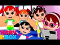 Five Strict Moms | Five Strict Mommies | Nursery Rhymes and Baby Songs