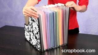 Cropper Hopper - Designer Paper Holder
