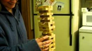 Jenga - No moves left?!