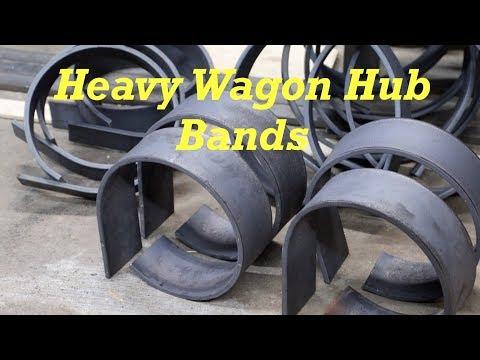 The Challenge of Heavy Wagon Hub Bands