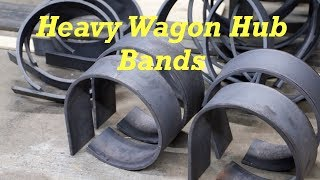 The Challenge of Heavy Wagon Hub Bands
