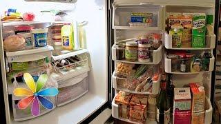 видео Оптимальная температура в холодильнике