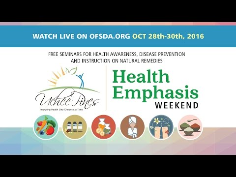 """OFSDA Health Seminar #1: """"Nutrition for Vegetarians"""" by Andrey Pershin"""