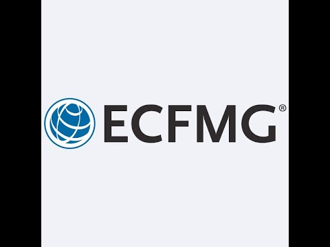 ECFMG ID ⎟Application For ECFMG Certification ⎜NotaryCam