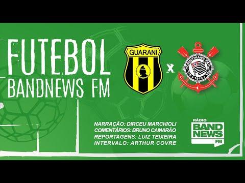 Guaraní-Par x Corinthians - Copa Libertadores - 05/02/2020