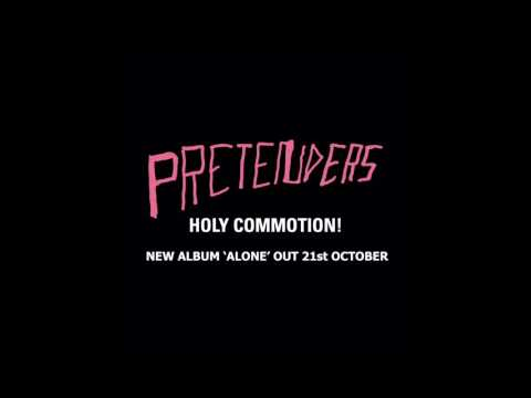 pretenders---holy-commotion!-(audio)