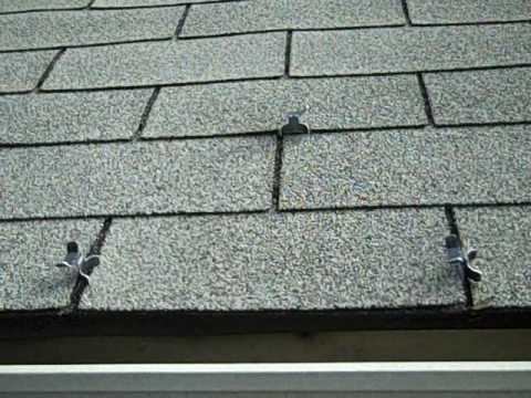 Heaterzone Com Heater Cable Installation On Your Roof