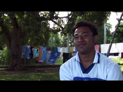 "Bruno Banani: ""The Flying Coconut""- Tonga Luge Association Introduction Trailer"