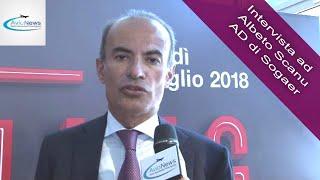 Intervista all'amministratore delegato di Sogaer Alberto Scanu