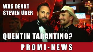 Steven Gätjen über Quentin Tarantino | Interview