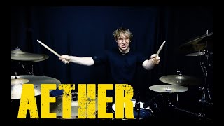 Baauer - Aether (Skeler Remix)   Drum Cover - Ryan Perillo