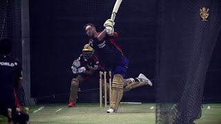 RCB Practice Sessions | Super Over Simulation | Bold Diaries IPL 2021