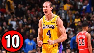 Alex Caruso Top 10 Plays of Career