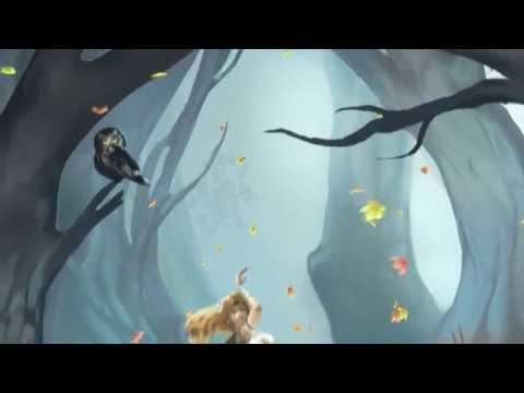 Samodiva character concept animation