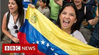 Venezuela's Uprising - BBC News