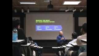 McKinsey Presentation Tips