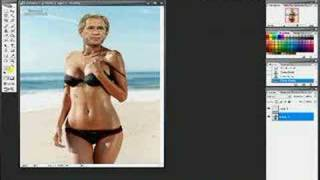 changing heads photoshop tutorial helps to morph images