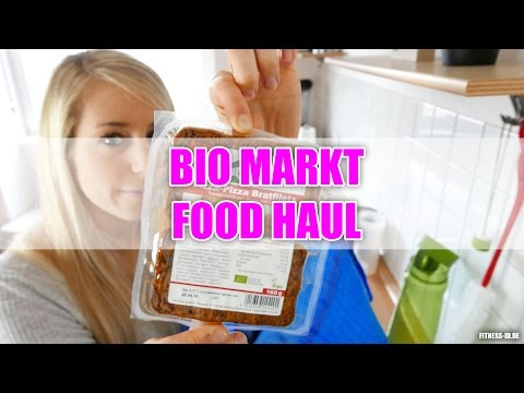 Bio Food Haul | Alnatura Bio Laden | März | FITNESS-ID.DE