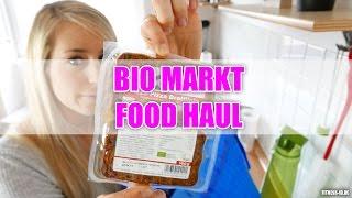 Bio Food Haul | Alnatura Bio Laden | März | FITNESS-ID.DE