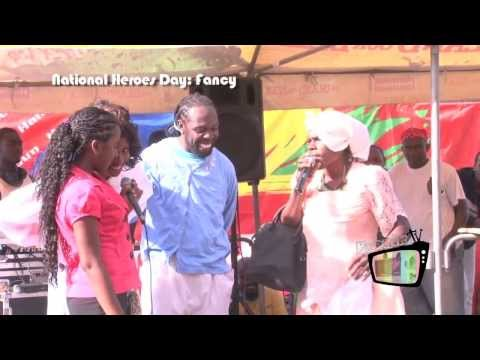 National Heros Day: FANCY St. Vincent & The Grenadines. Kronik Tv, Embracing Our Heritage.
