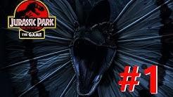Jurassic Park: The Game #1 Im Dilophosaurus Gehege [FullHD/60FPS] | Marcel