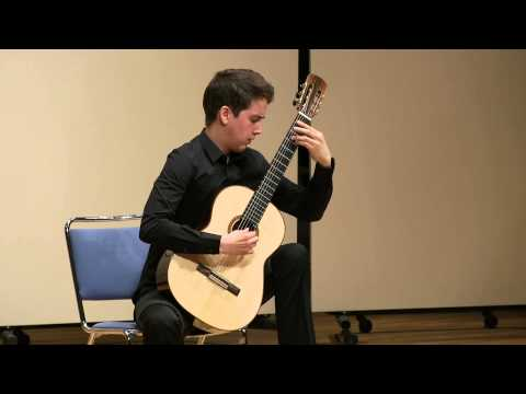 Xavier Jara plays Llobet: 3 Catalan Folksongs